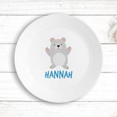 Bear Kids' Plate