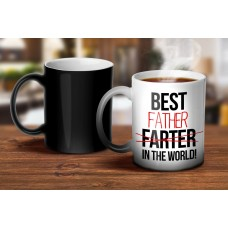 Best Father Magic Mug