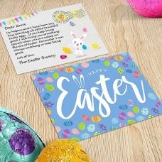 Big Easter Postcard