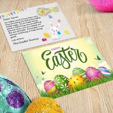 Big Eggs Postcard