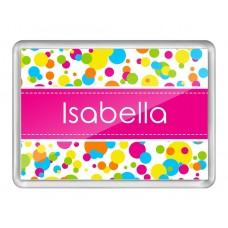 Bubbles Fridge Magnet