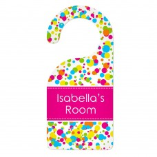 Bubbles Door Hanger