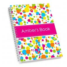 Bubbles Sketch Book