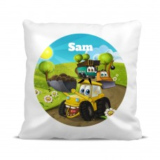 Building Friends Classic Cushion Cover