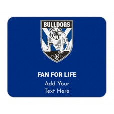 NRL Bulldogs Mouse Mat