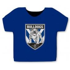 NRL Bulldogs Jersey Stubby Cooler