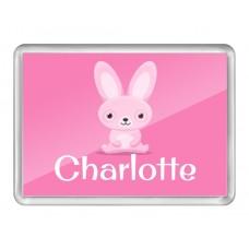 Bunny Fridge Magnet