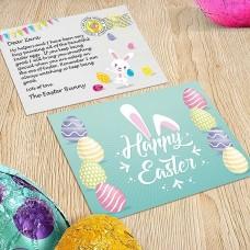 Bunny Ears Postcard