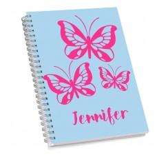 Butterflies Sketch Book