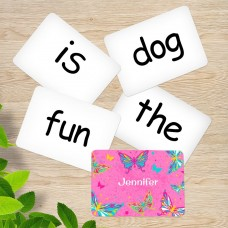 Butterfly Sight Word Cards