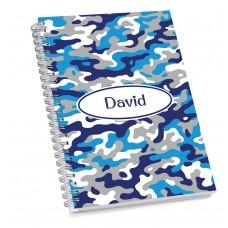 Camo Sketch Book