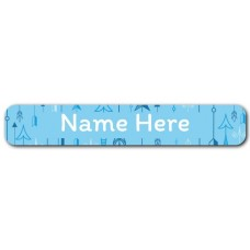 Arrow Mini Name Label