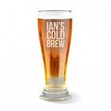 Cold Brew Premium Beer Glass