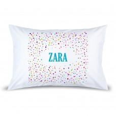 Confetti Pillow Case