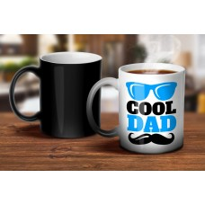 Cool Dad Magic Mug