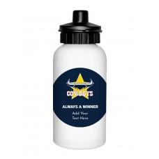 NRL Cowboys Drink Bottle