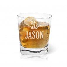 Crown Tumbler Glass