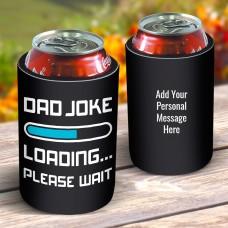 Dad Joke Drink Cooler