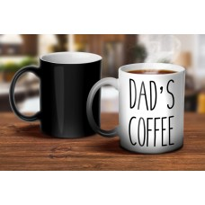 Dad's Coffee Magic Mug