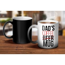 Dad's Coffee Magic Mug