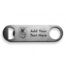 NRL Dragons Father's Day Bottle Opener