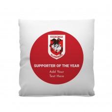 NRL Dragons Premium Cushion Cover