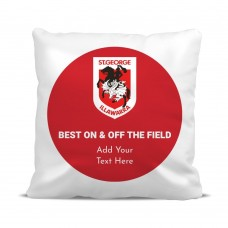 NRL Dragons Cushion Cover