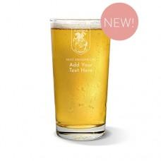 NRL Dragons Pint Glass