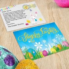 Easter Hunt Postcard