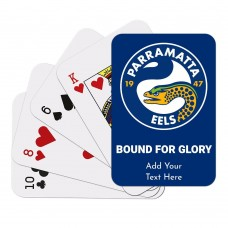 NRL Eels Playing Cards