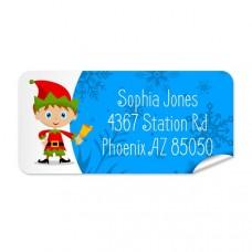 Elf Return Address Label