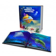 """The Underwater Adventure"" Personalised Story Book"