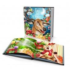 """""""Santa's Reindeer"""" Personalised Story Book"""