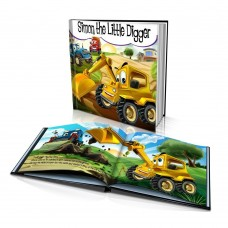 """The Little Digger"" Personalised Story Book"