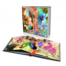 """""""The Princess"""" Personalised Story Book"""