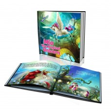"""The Magical Unicorn"" Personalised Story Book"