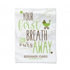 First Breath Blanket