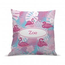 Flamingo Premium Cushion Cover