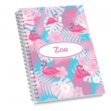 Flamingos Sketch Book