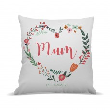 Flowers Premium Cushion Cover