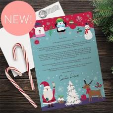 Fun Santa Letter