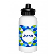 Geometric Drink Bottle