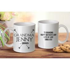 Grandma Est Mug