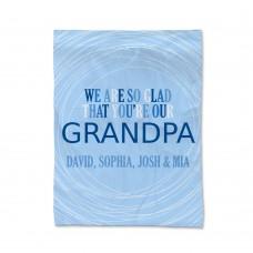 Grandpa Blanket