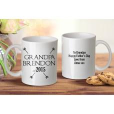 Grandpa Est Mug