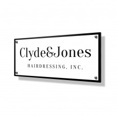 Hairdressing Business Sign
