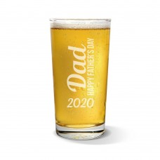Happy Father's Day Pint Glass