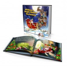 """Night Before Christmas"" Personalised Story Book"