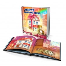 """Magic Doll House"" Personalised Story Book"