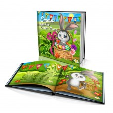 """Easter Bunny"" Personalised Story Book"